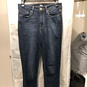 PAIGE jeans, like new